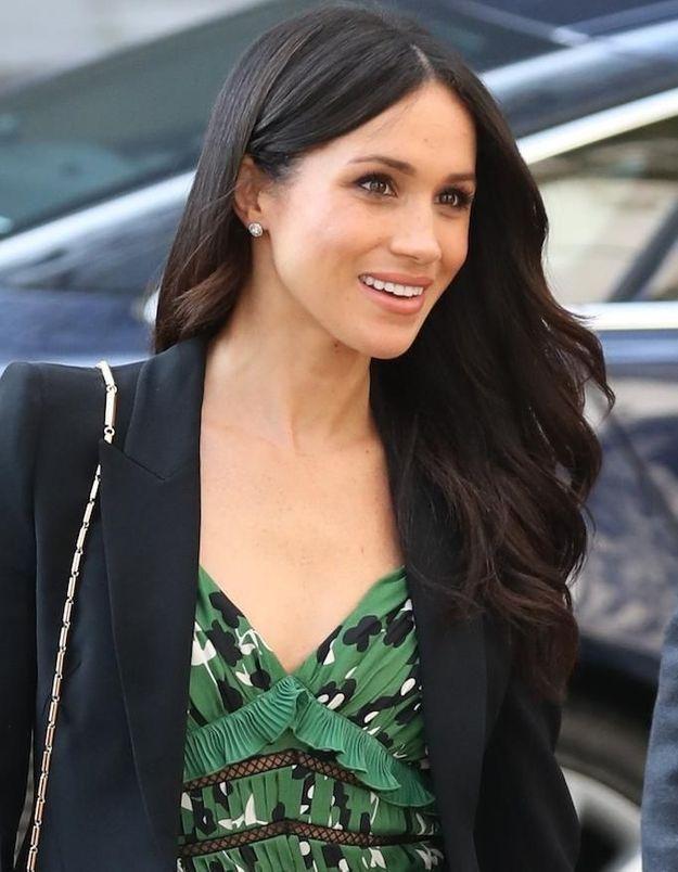 Royal wedding : on sait enfin qui va conduire Meghan Markle à l'autel !