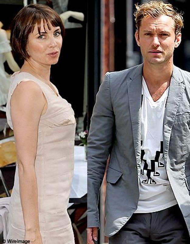 Sadie Frost balance sur son ex, Jude Law