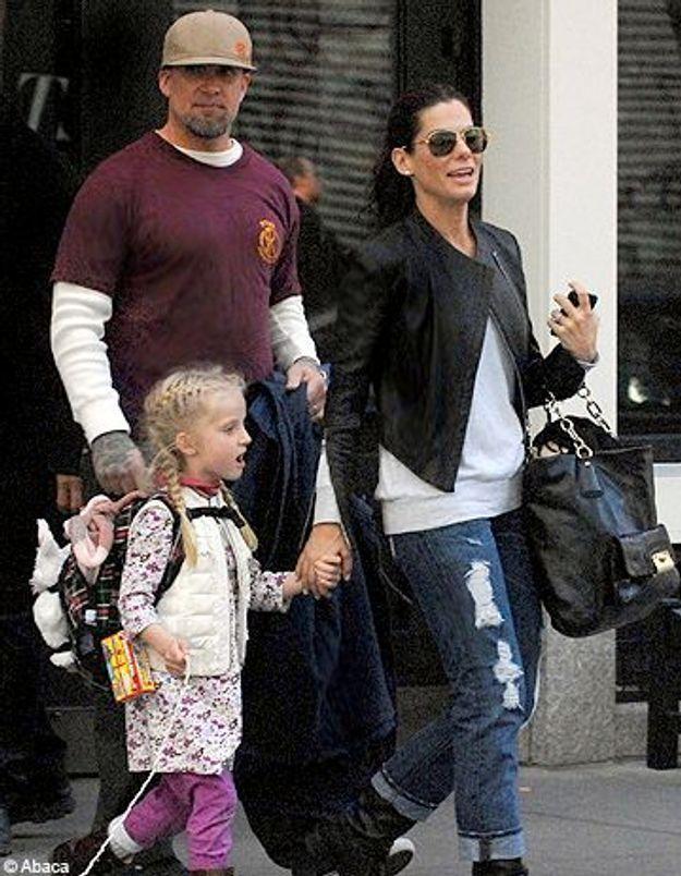 Sandra Bullock n'est pas une voleuse d'enfant