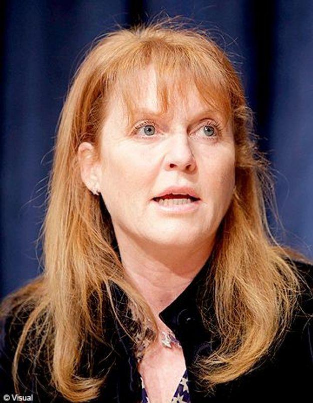 Scandale : Sarah Ferguson confesse son ivresse
