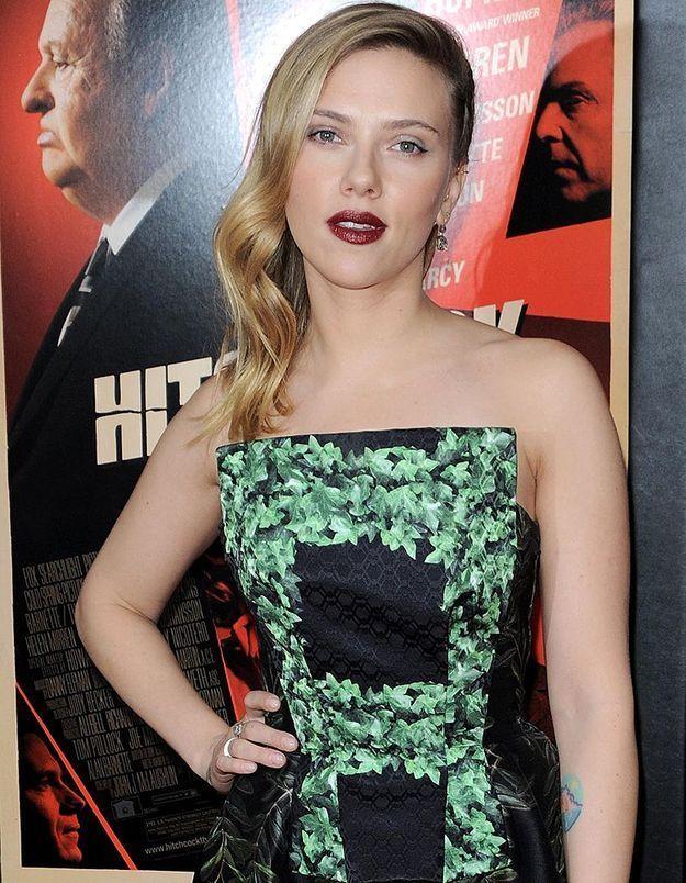 Scarlett Johansson monte un girls band