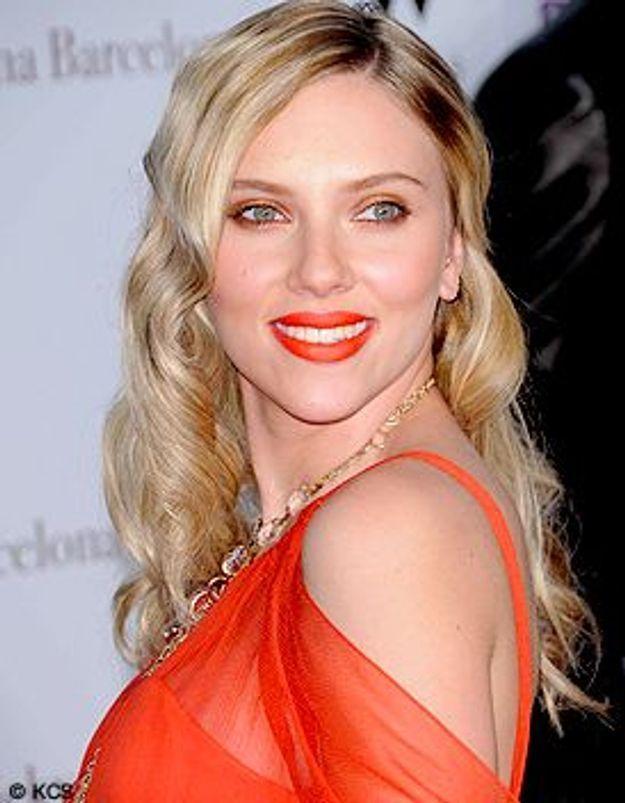 Scarlett Johansson n'a pas de liaison avec Obama