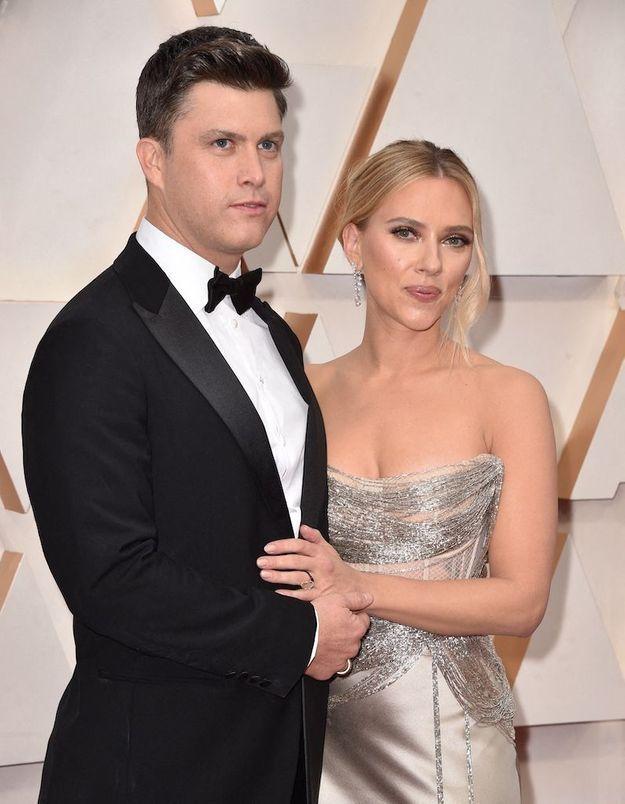 Scarlett Johansson s'est mariée