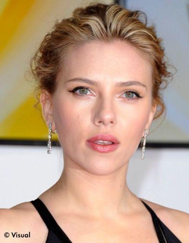 Scarlett Johansson s'est sentie «violée» avec ses clichés nus sur le net