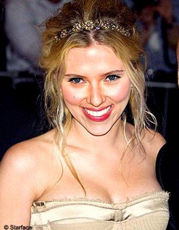Scarlett Johansson : un second album ?