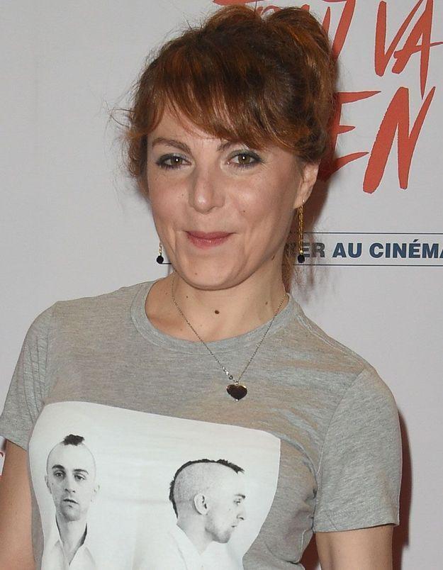 """Scènes de ménage - Anne-Elisabeth Blateau au tribunal correctionnel : """"J'ai honte"""""""