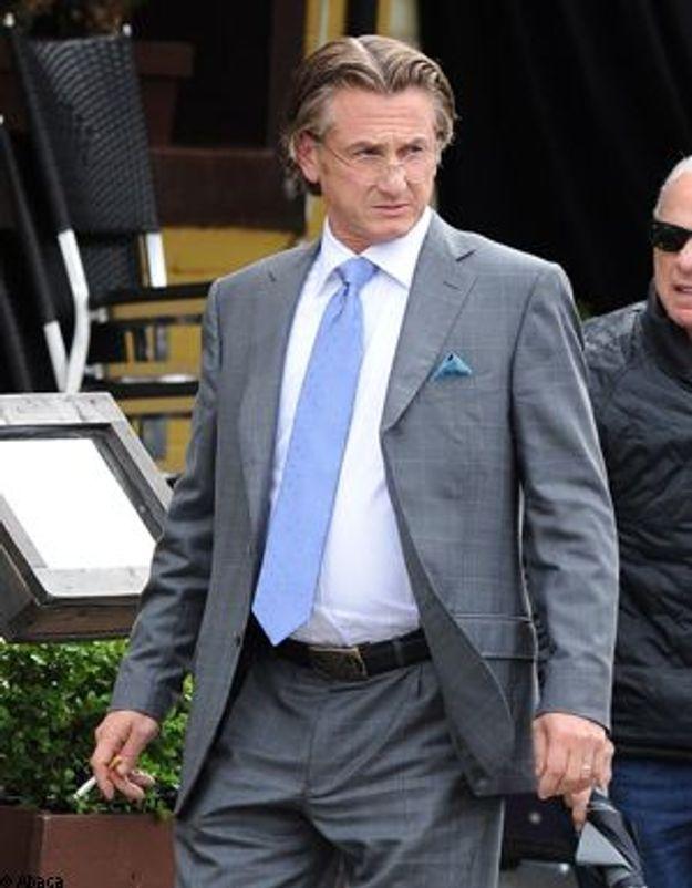 Sean Penn s'offre un congé sabbatique à durée indéterminée