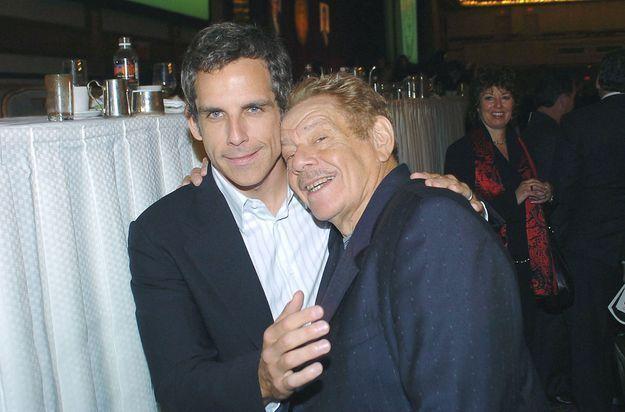 Seinfeld: disparition de l'acteur Jerry Stiller, père de Ben Stiller