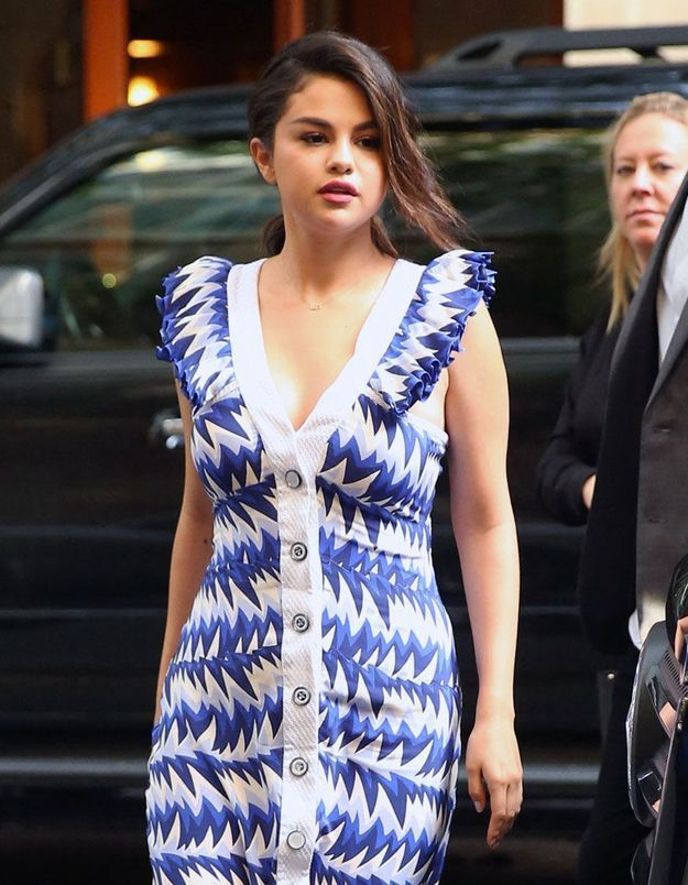 Selena Gomez : cette étrange photo qui intrigue les fans