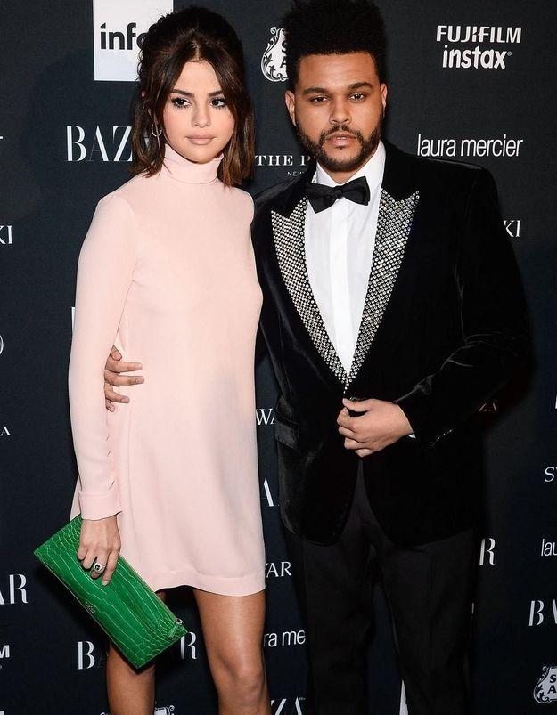 Selena Gomez et The Weeknd : découvrez les adorables clichés des amoureux à New York