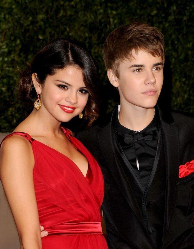 Selena Gomez retombe dans les bras de Justin Bieber