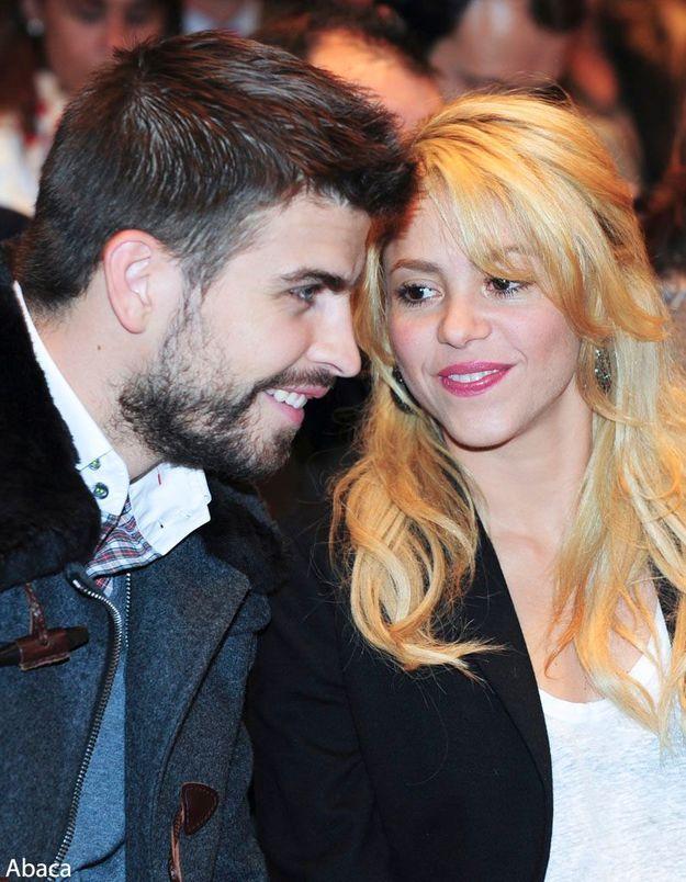Shakira enceinte ?