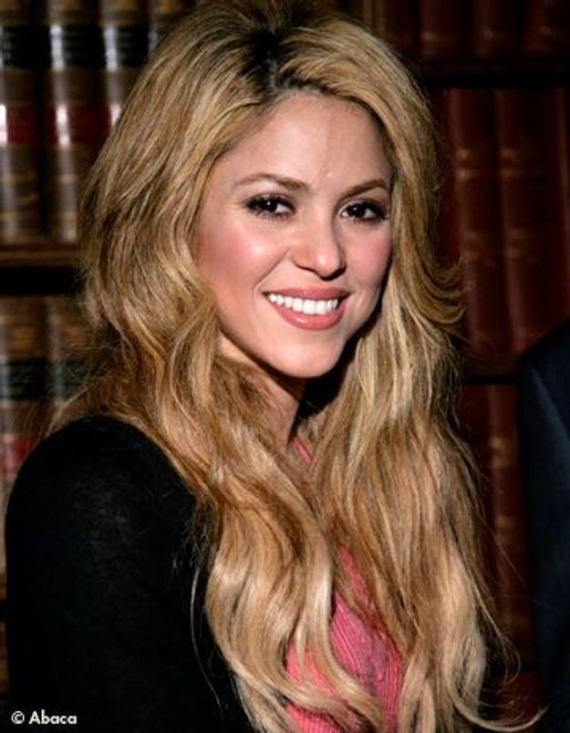Shakira honorée par l'ONU pour son action humanitaire