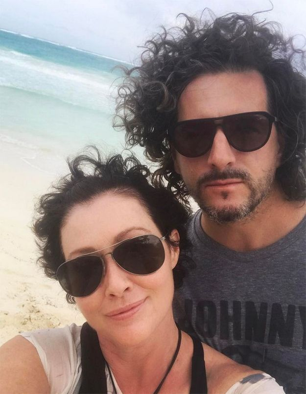 Shannen Doherty en rémission : la photo qui ravit les fans