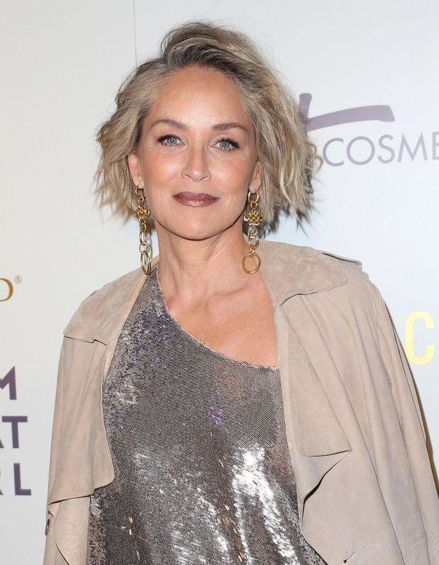 Sharon Stone : elle pose en body sur Instagram et elle est sublime !