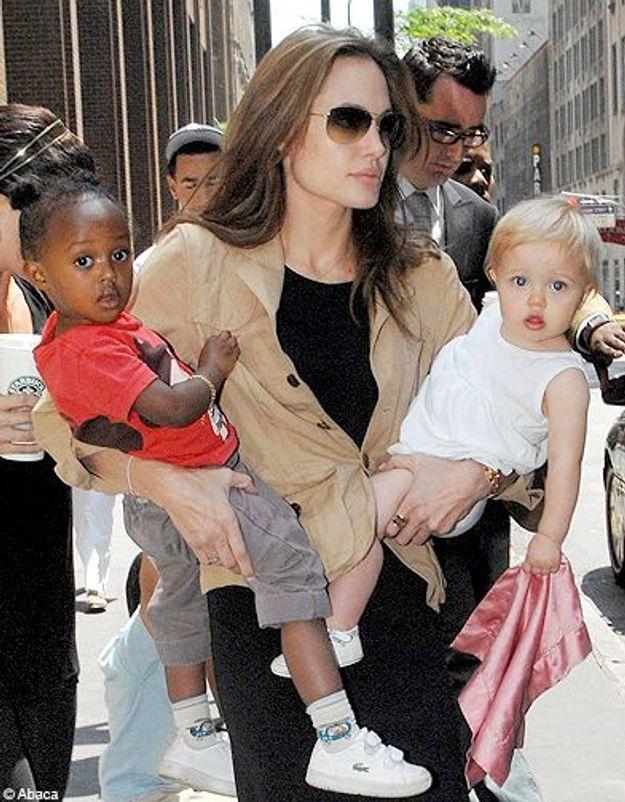 People trajectoire shiloh famille pitt jolie 4