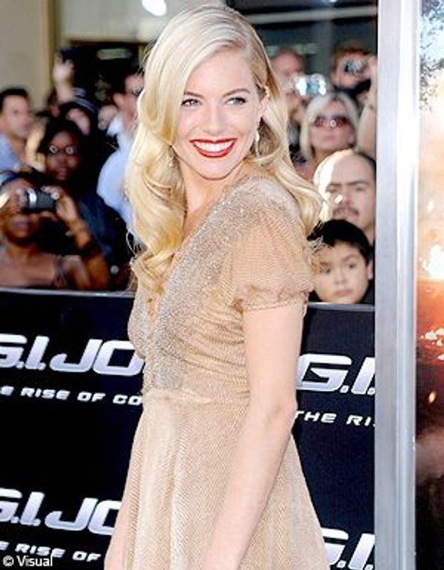 Sienna Miller, concurrente de Sarah Jessica Parker ?