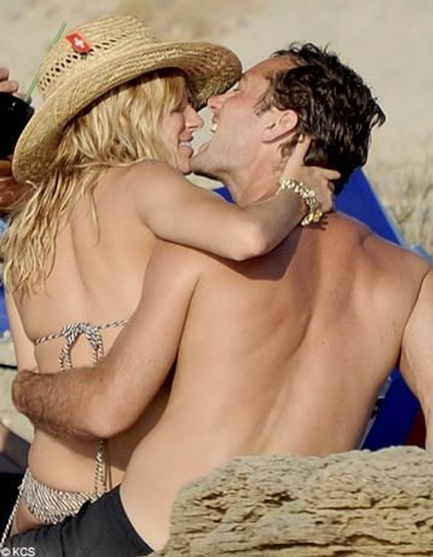 Sienna Miller / Jude Law : l'amour fou rire !