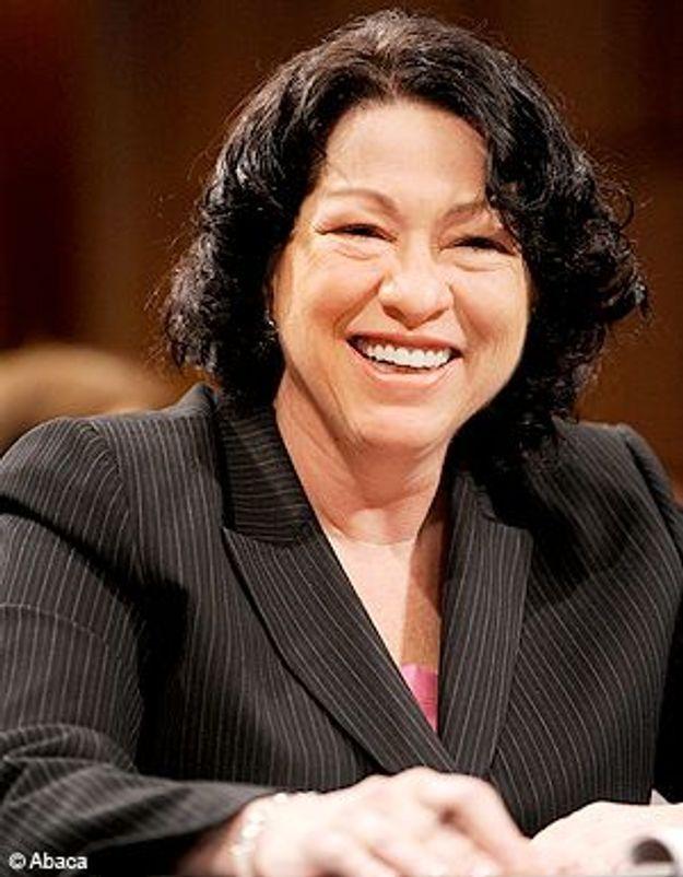 Sonia Sotomayor, une Latina dans le gouvernement d'Obama