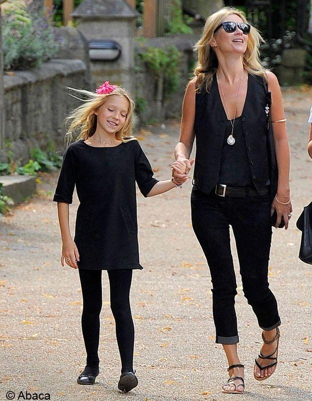 Lila Grace, la fille de Kate Moss !