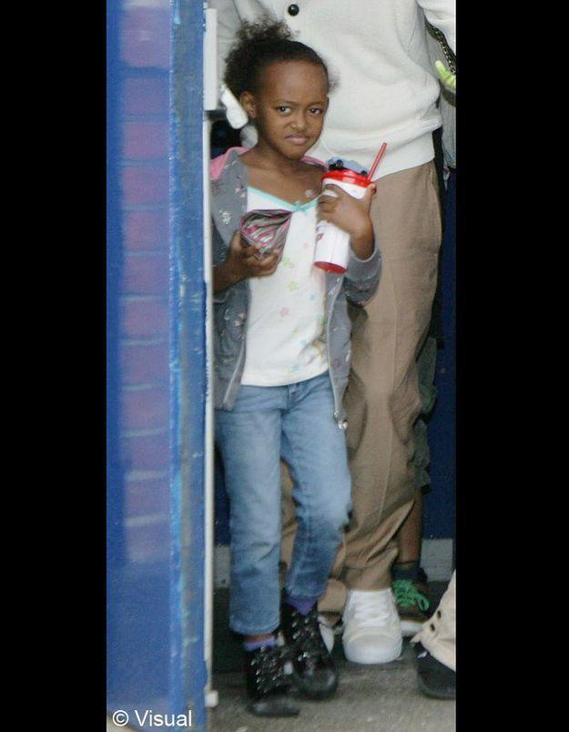 Originaire d'Ethiopie, cette petite fille a la fratrie la plus connue du tout-Hollywood.