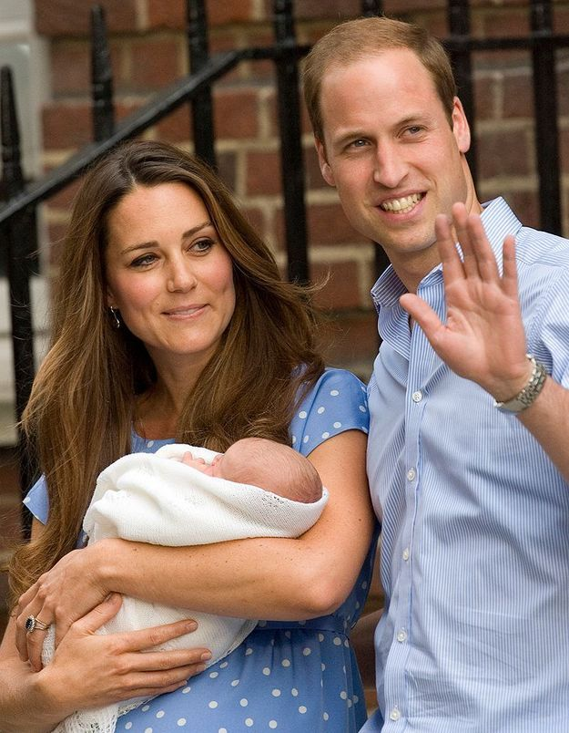 Stéphane Bern: «La sortie du bébé royal n'était pas scénarisée»