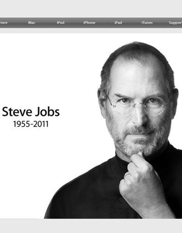 Steve Jobs : les célébrités lui rendent hommage