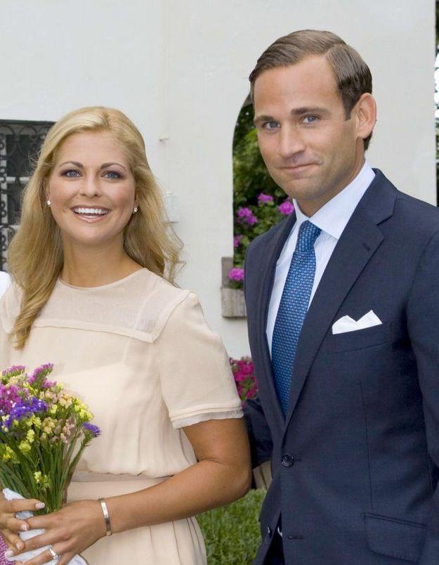 Suède : la princesse Madeleine a rompu ses fiançailles