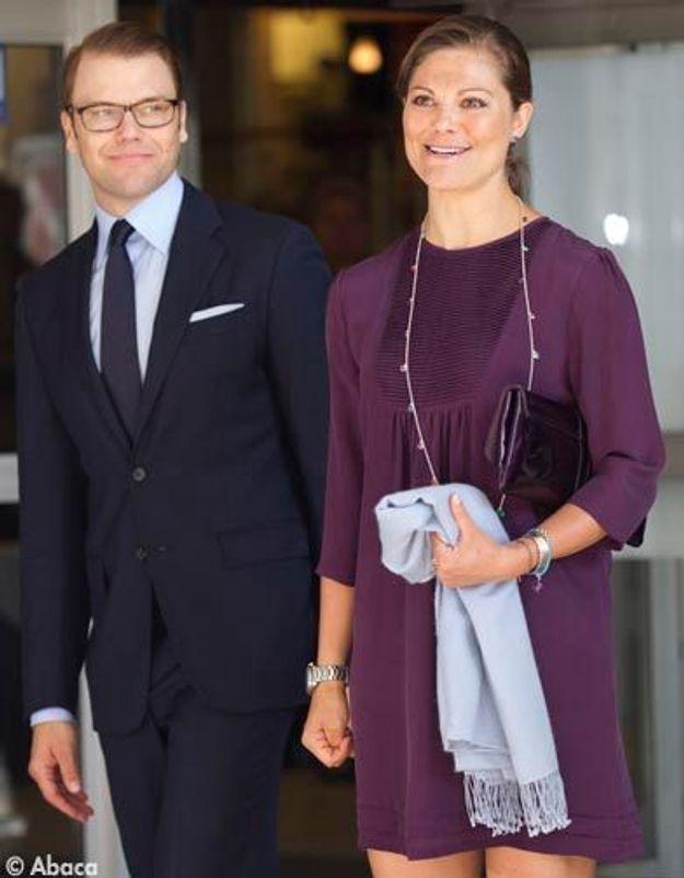 Suède : la princesse Victoria est enceinte