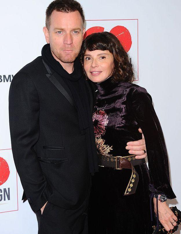 Surpris en train d'en embrasser une autre, Ewan McGregor et sa femme divorcent !