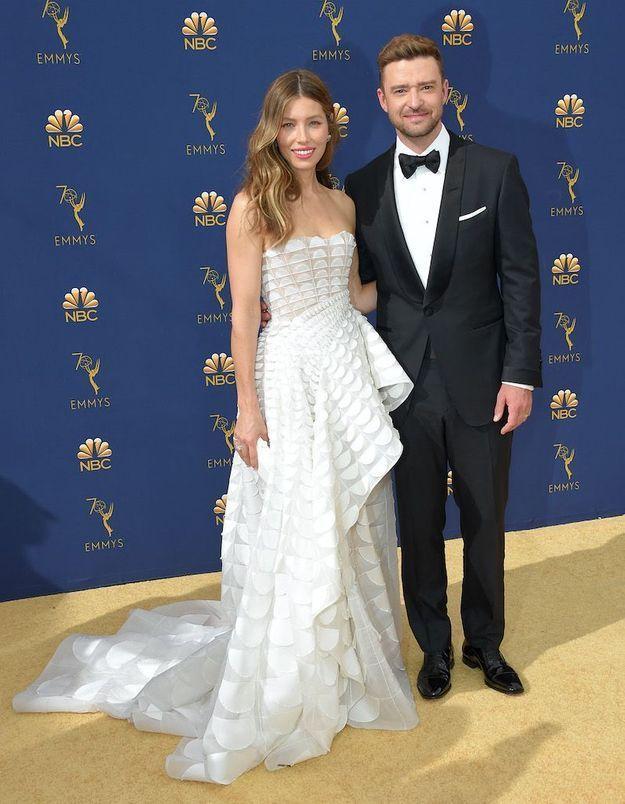Surprise : Jessica Biel et Justin Timberlake, parents d'un deuxième petit garçon