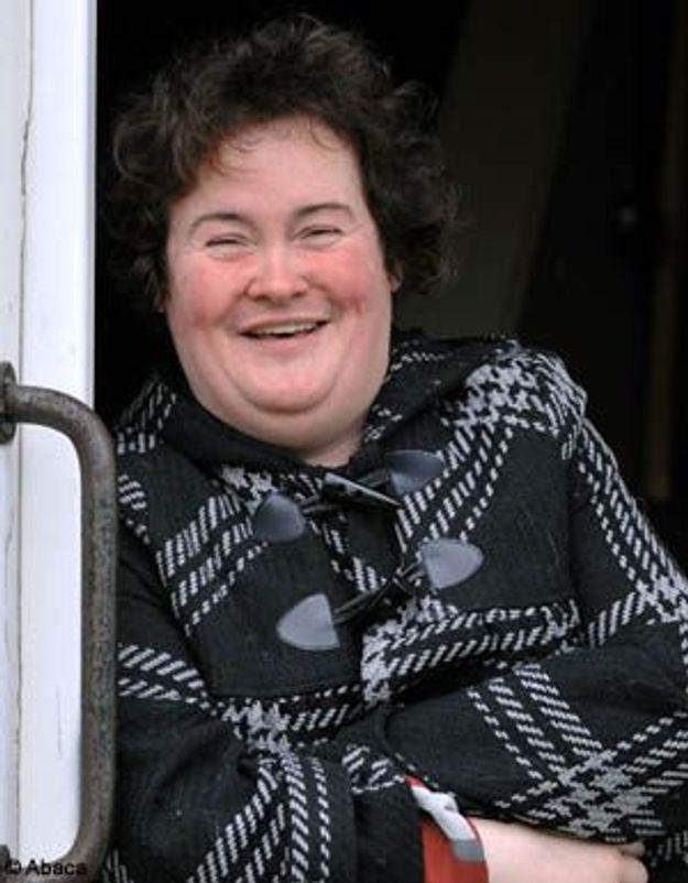 Susan Boyle : elle se met tous ses voisins à dos !