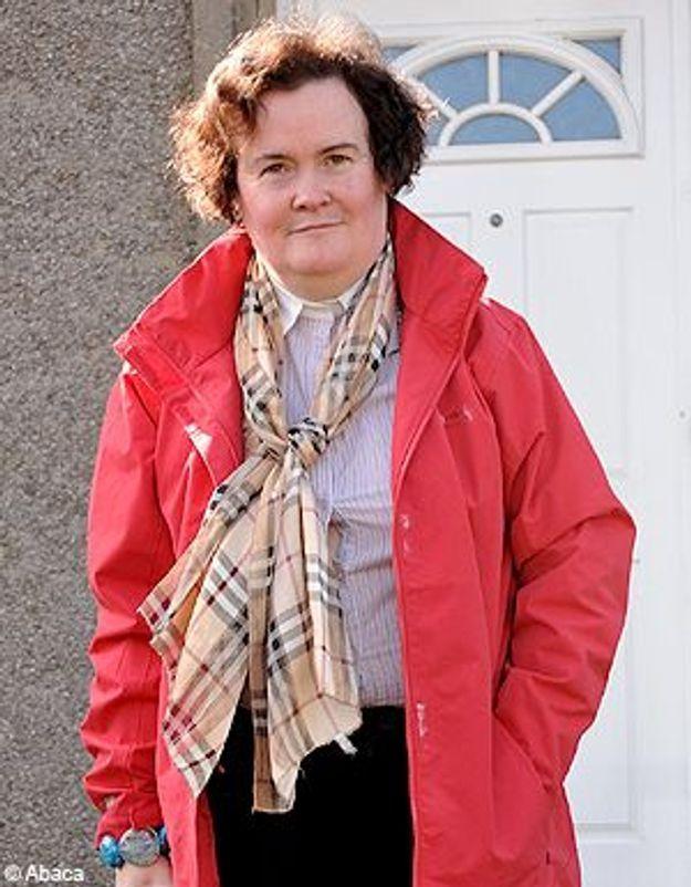 Susan Boyle hospitalisée d'urgence