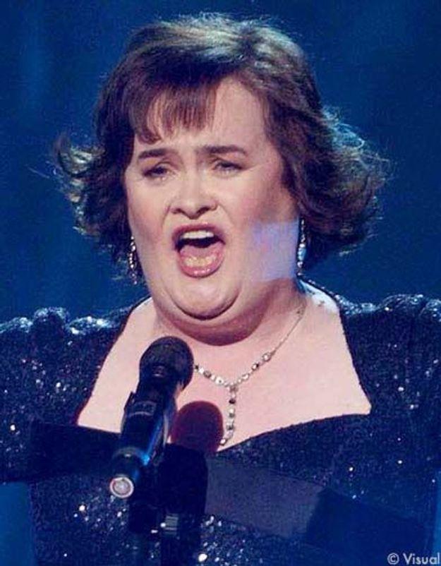 Susan Boyle : prête à céder au bistouri contre le célibat ?