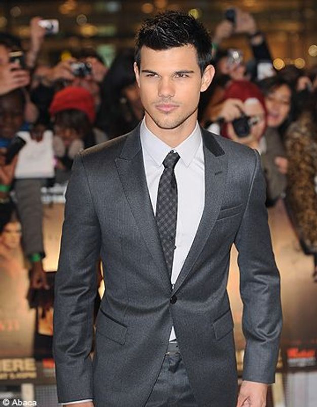 Taylor Lautner : son faux coming-out