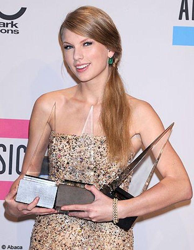 Taylor Swift, chanteuse préférée des Américains!