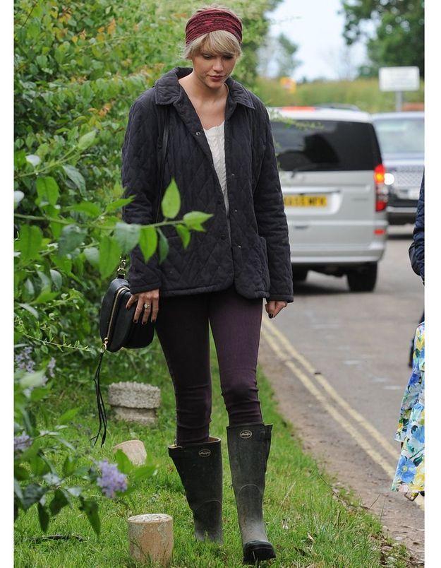 Taylor Swift: découvrez son relooking british!