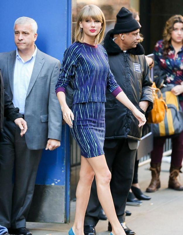 Taylor Swift le nouvel atout charme de New York !