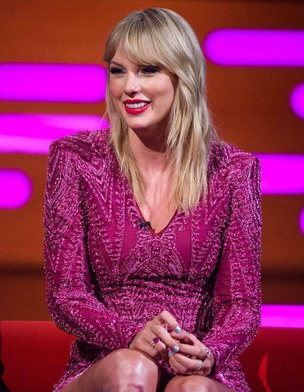Taylor Swift : sa jolie surprise à une soignante
