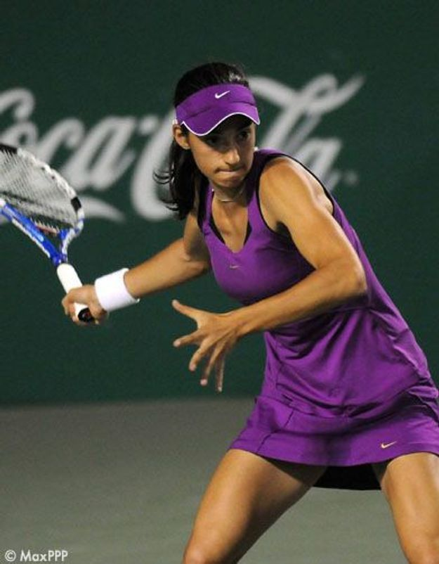 Tennis : la Française Caroline Garcia épate en Australie