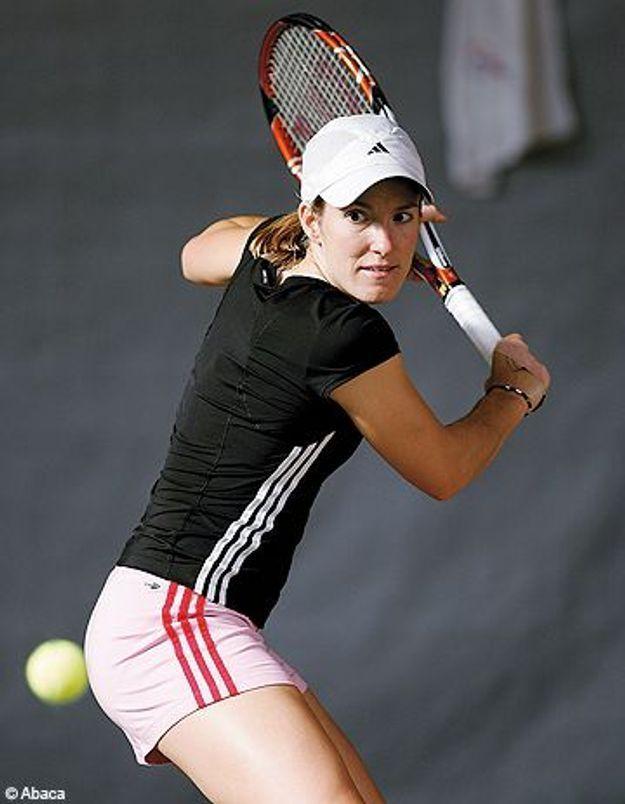 Tennis : retour fracassant de l'ex-retraitée Justine Hénin