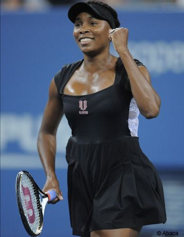 Tennis : Venus Williams souffre d'une maladie rare