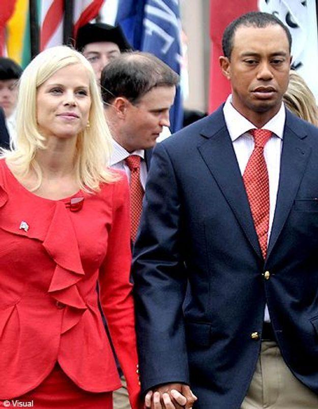 Tiger Woods : sa femme engage un as du divorce - Elle