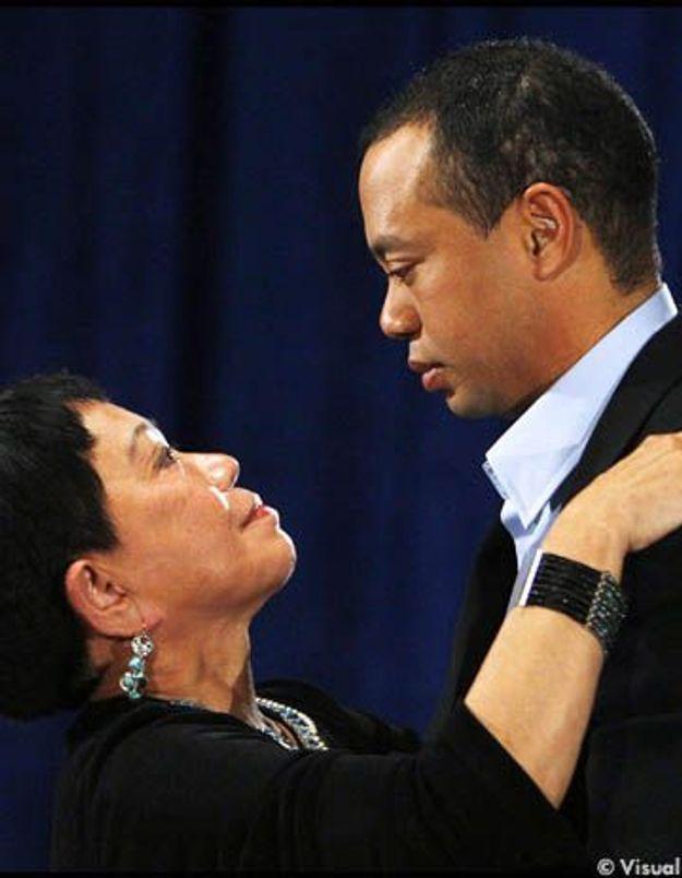 Tiger Woods : sa mère est fière de lui
