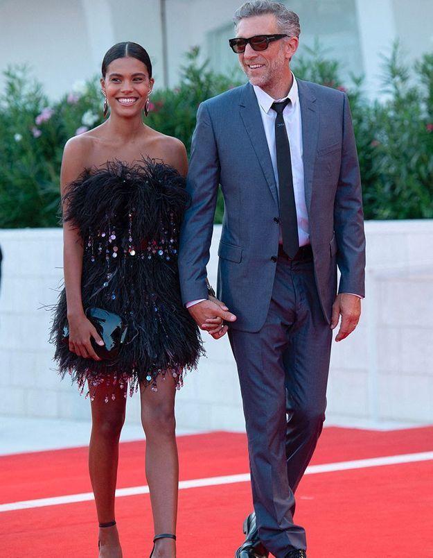 Tina Kunakey : Vincent Cassel publie une photo de sa femme et de leur fille