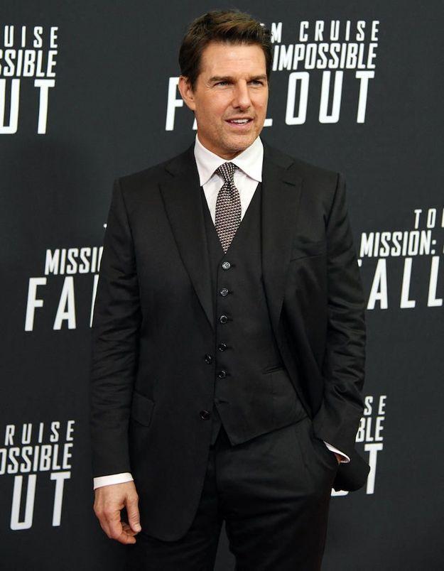 Tom Cruise a échappé à la quarantaine de 14 jours en atterrissant au Royaume-Uni