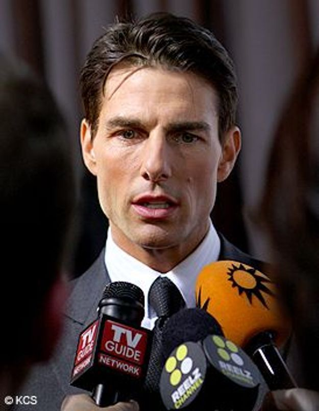 Tom Cruise et Brooke Shields, réconciliés?