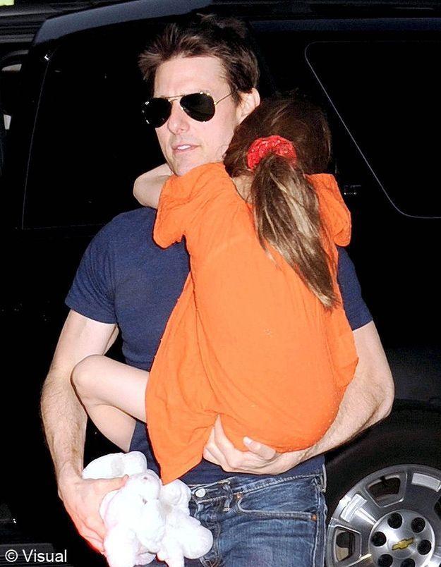 Tom Cruise : il déménage à New York pour Suri ?