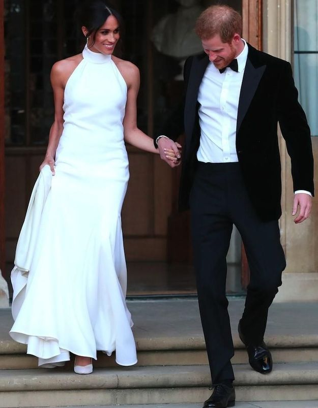 Tous les détails de la réception du mariage de Meghan et Harry dévoilés