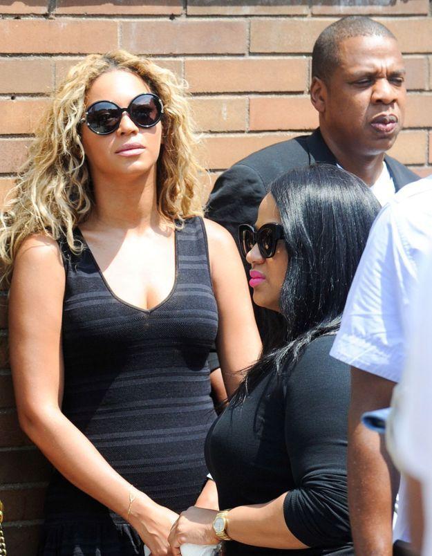 Trayvon Martin : Beyoncé et Jay-z ont manifesté à sa mémoire
